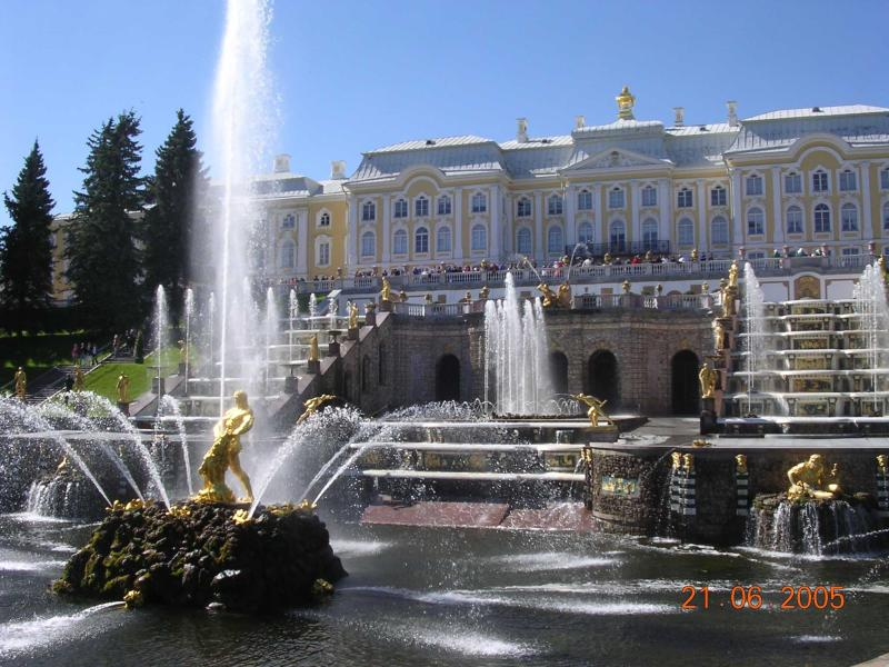 Gallery russia peterhof back russia moscow university russia peterhof