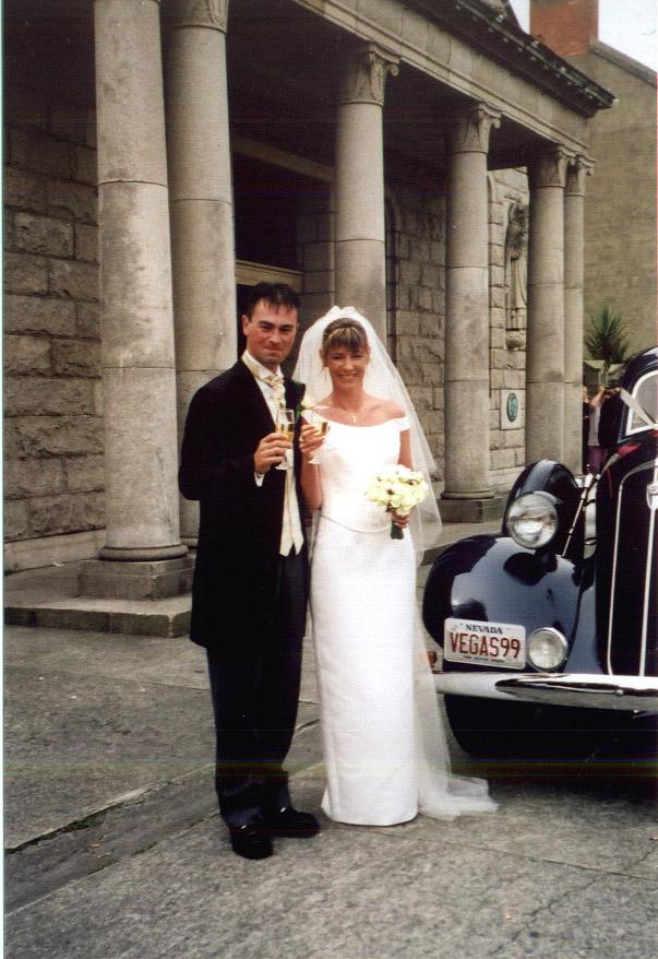 wedding album photo